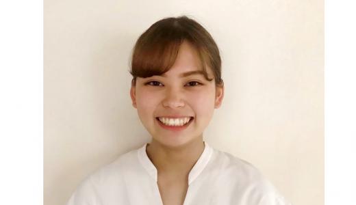 面談担当の紹介「富口晴菜」